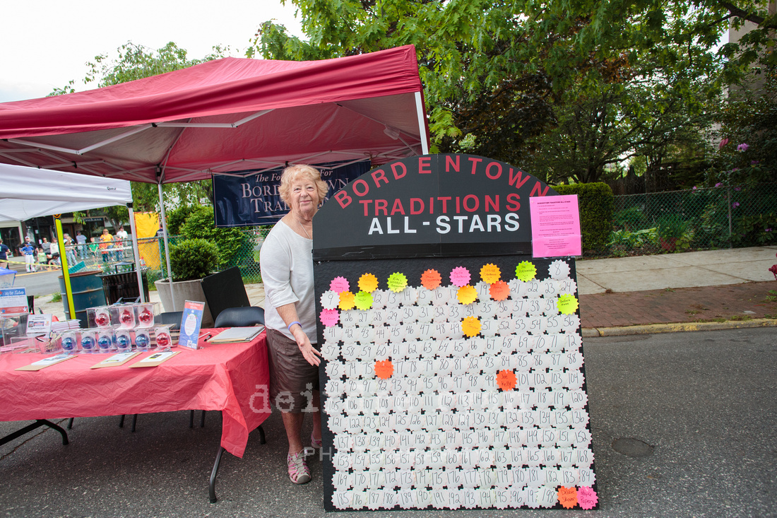 The Bordentown Street Fair photographed by Deirdre Ryan for The Register News.